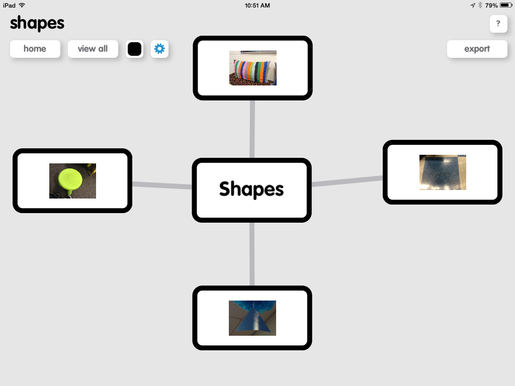 Nicky Shape Popplet